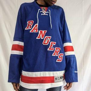 Reebok NHL New York Rangers Hockey Jersey